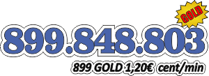 Numero 899 GOLD