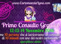 Cartomanzia Luna primo consulto gratis