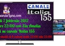 Cartomanzia Luna con Zia Amelia Canale Italia 155