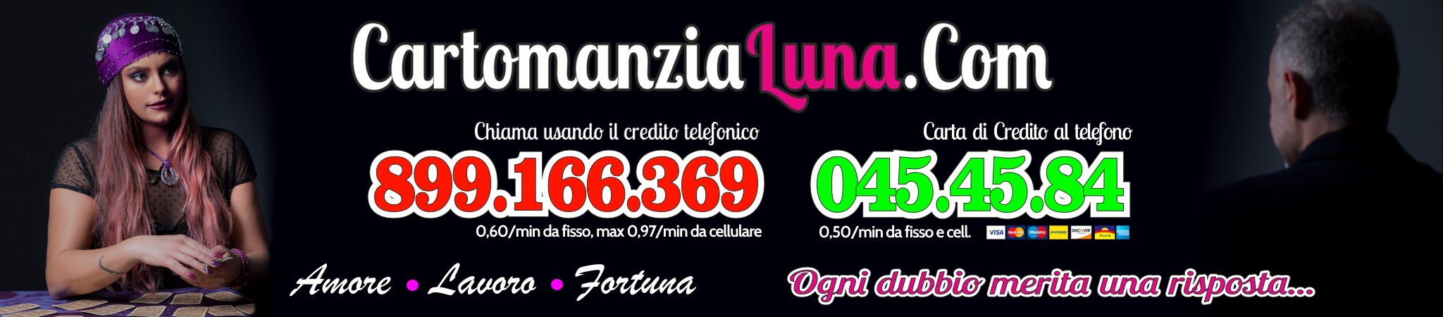 Cartomanzia Luna